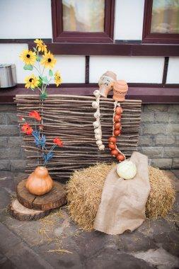 Traditional ukrainian decorations