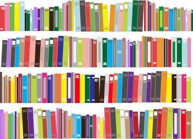 Books - vector illustration