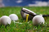 umožňuje hrát golfu!