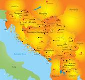Fényképek Balkáni megjelenítése