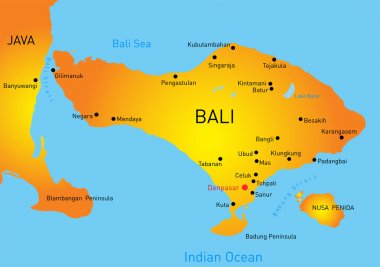 Bali country
