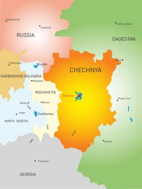 Chechen Republic country