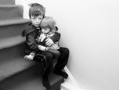 Upset Children