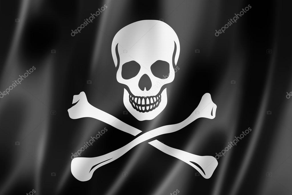 JOLLY ROGER FLAGGA