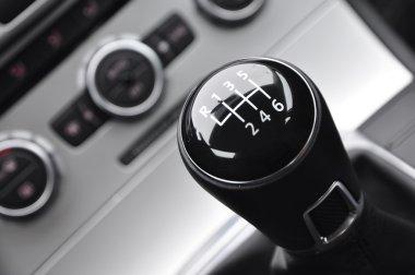 Manual car gear shift