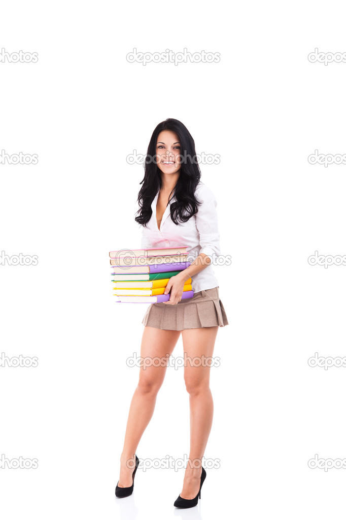 Hot Sexy Student