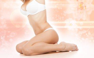 Beauty spa women body
