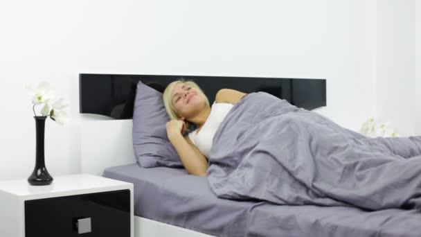 žena probuzení