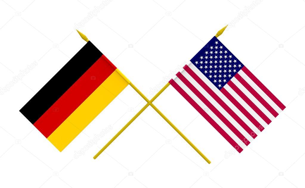 Usa Deutschland