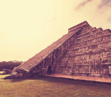 Pyramid in Mexico