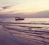 barca in Cambogia