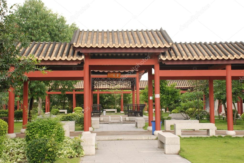 Historic traditional Architecture of China