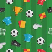 soccer pattern