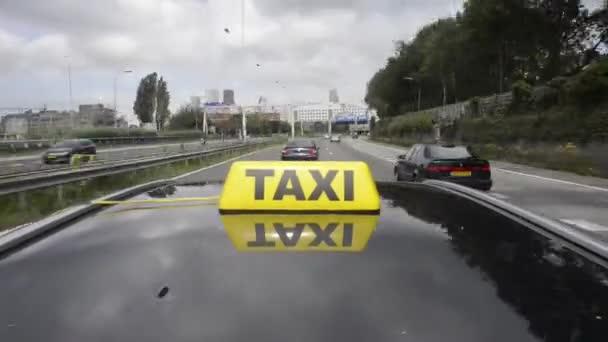 jízda taxi
