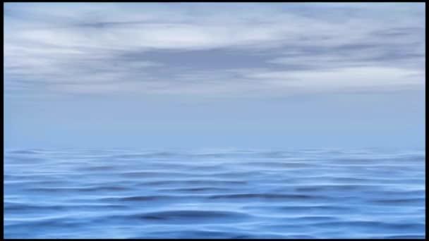 óceán víz