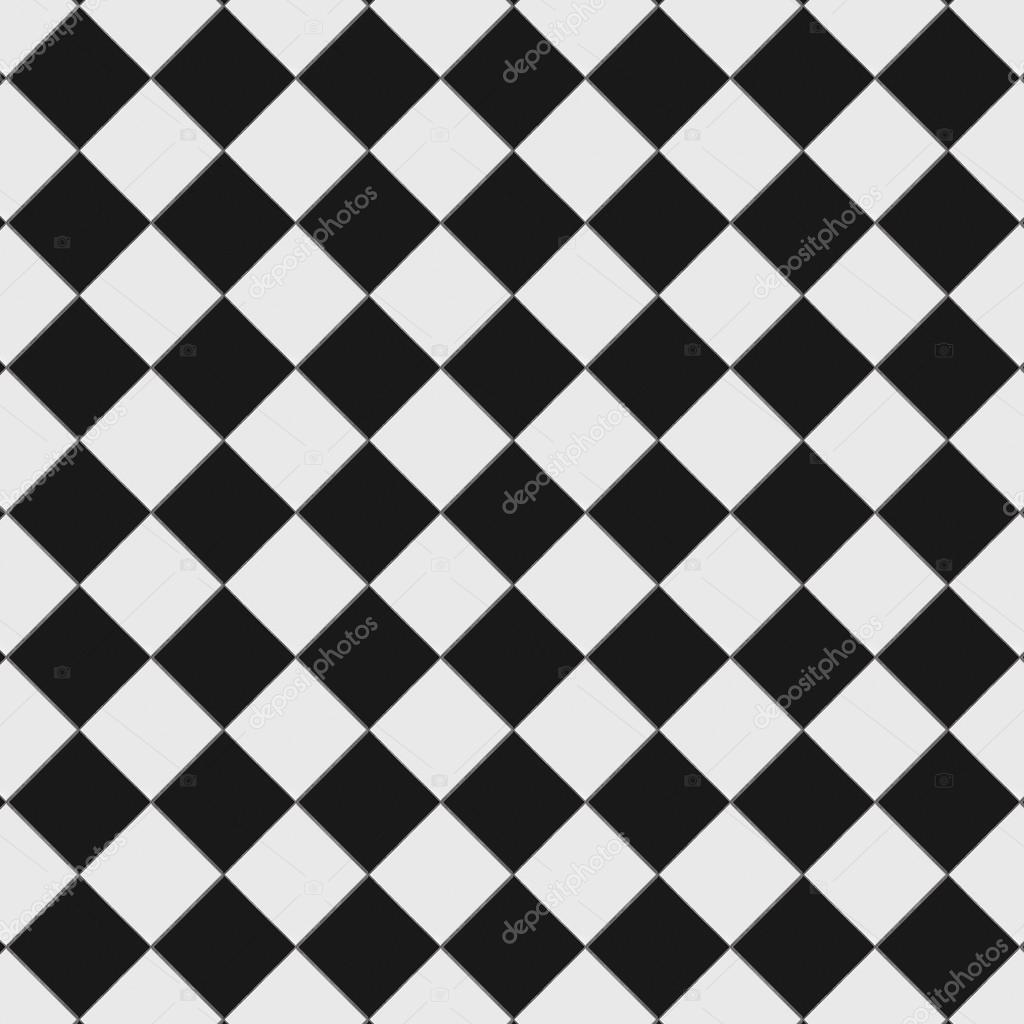 Seamless black and white checkered texture stock images image - Black And White Checkered Floor Tiles With Texture This Tiles Seamlessly As A Pattern Photo By Stevanovicigor