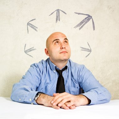 Business choice or making decisions