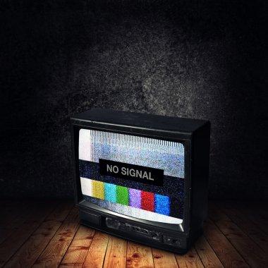 No Signal on TV