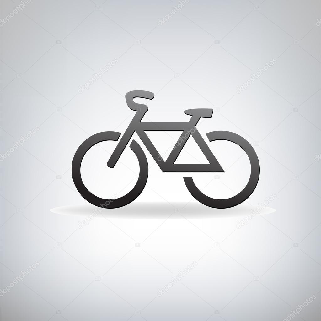 Fotografie Bicicletta Stilizzata Bicicletta Stilizzata