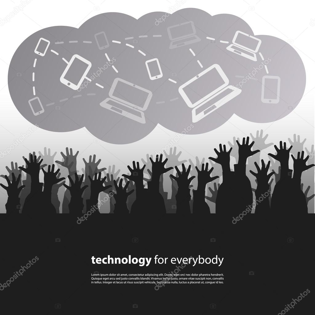 Technology for Everybody - Design Concept