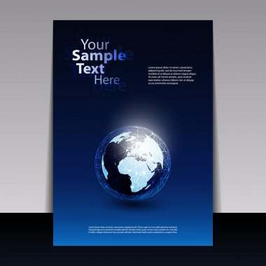 Global Networks - Flyer Concept