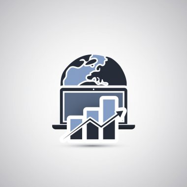 Global Growth - Icon Concept Design