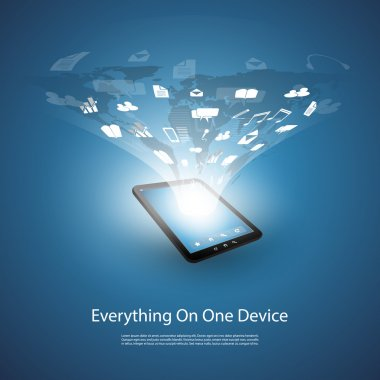 Everything On One Device - Design Concept
