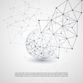 Cloud Computing and Networks Concept