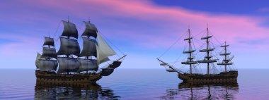 twon boats merchants