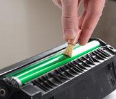 čištění tiskárny tonerová kazeta