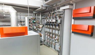 Modern heating system