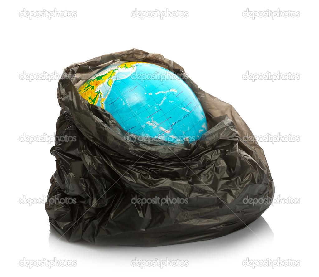 Earth inside pack