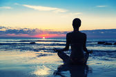 Fotografie Woman meditate