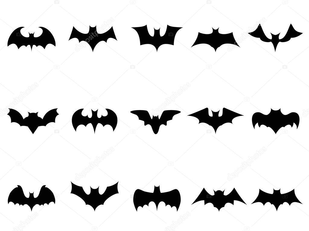 Bat icons