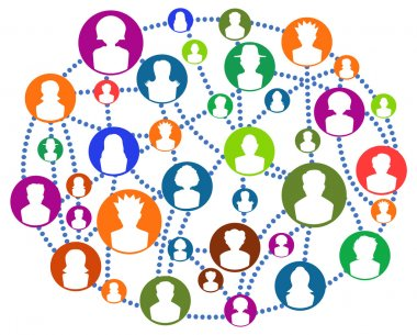 Connecting people network