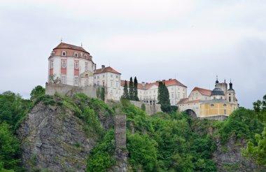 Baroque castle Vranov nad Dyji