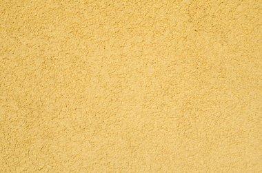 New yellow plaster texture