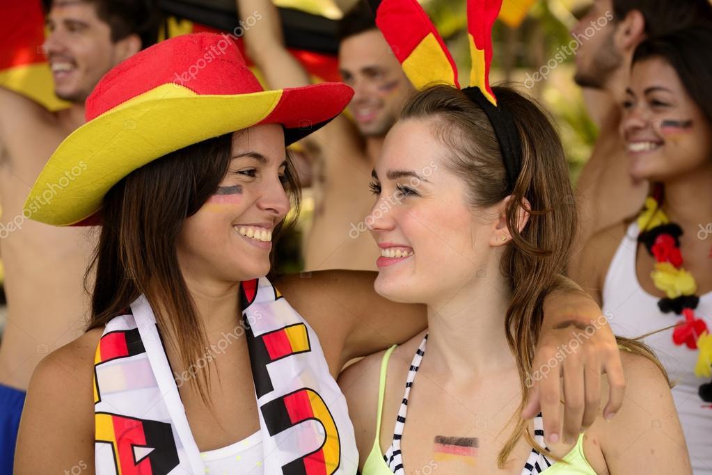 Speaking, german girls free pics