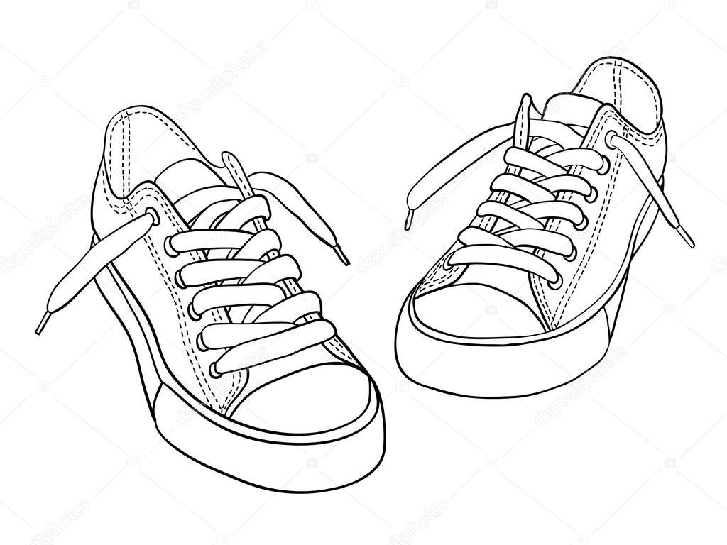 Zapatillas De Dibujos Animados