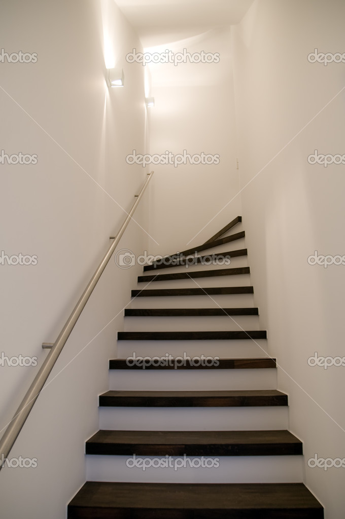 Moderne Treppe U2014 Stock Photo