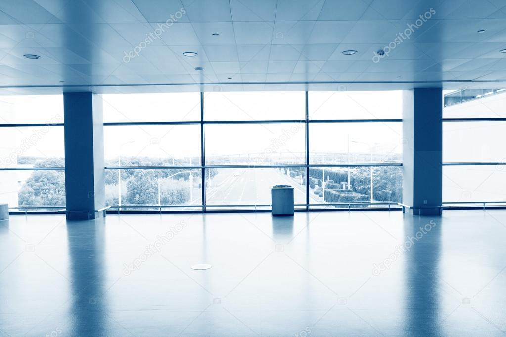 Intérieur de bureau moderne u fotos de stock zhudifeng
