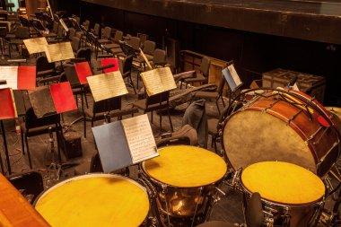 scene of symphony