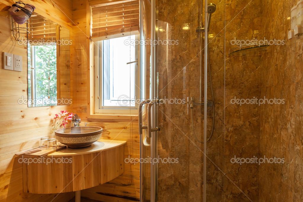 Bagno Stile Naturale : Bagno in stile naturale u2014 foto stock © zhudifeng #31018401