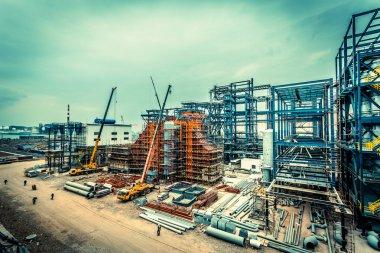 çelik üretim fabrikası