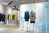 Fényképek mannequins divatos ruhák
