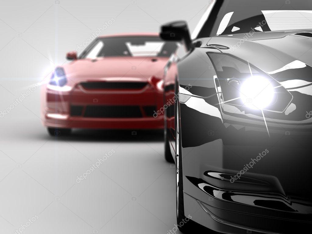 Due auto.