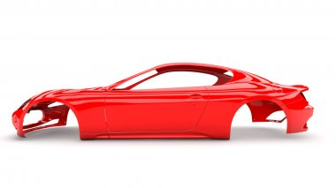 Back body car