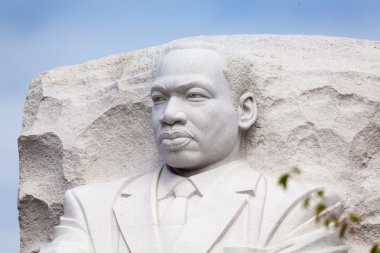 Martin Luther King, Jr. Monument in Washington, DC
