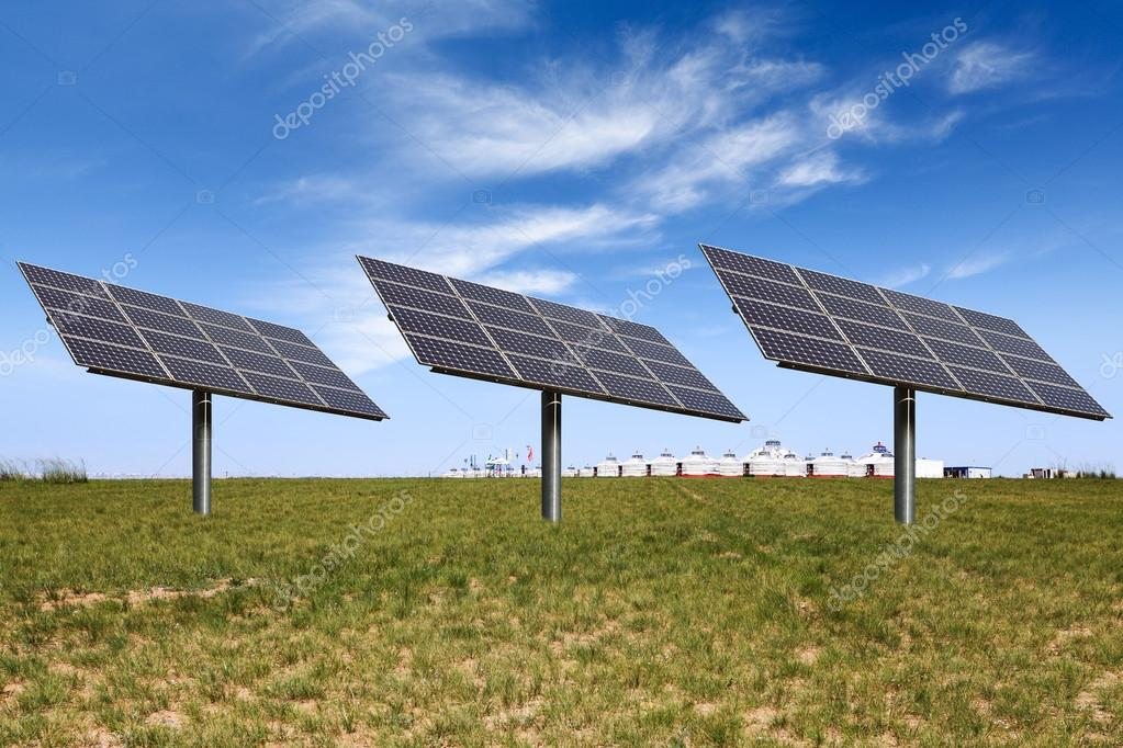 Solar power on the prairie