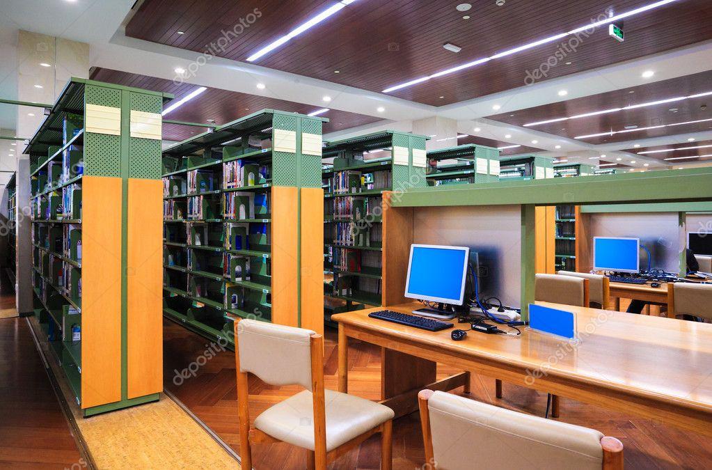 Chungking 29139967 - Moderne bibliotheek ...